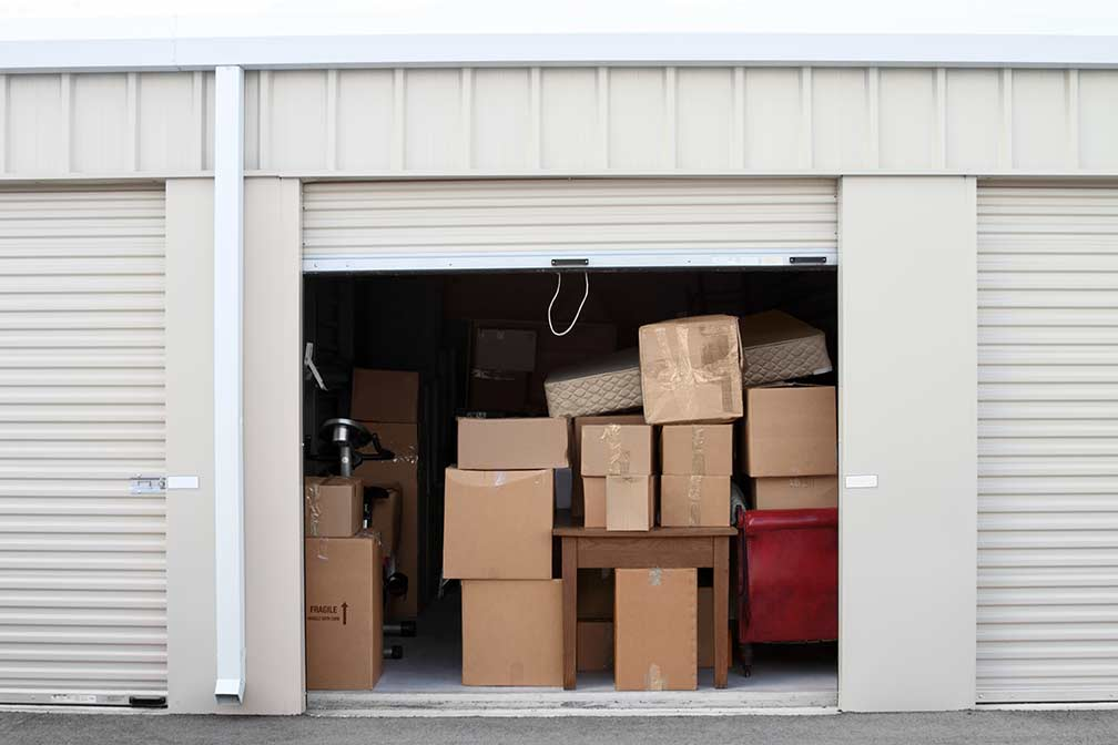 Packing Tips for Short-Term Storage